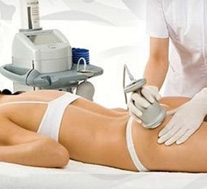 Ultrahangos zsírbontás