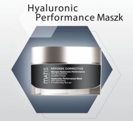 Hyaluronic Performance Mask